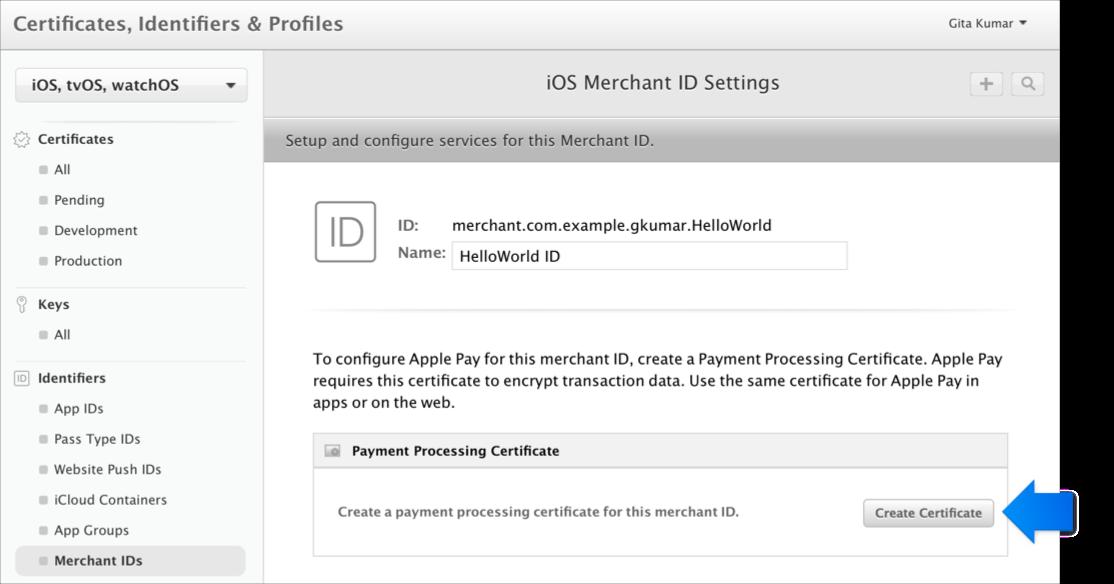 Apple Pay - Newtek Gateway Help
