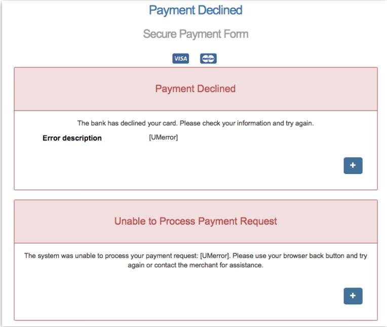 payment forms newtek gateway help